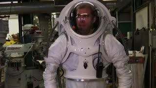 Design Students Work With NASA on Mars Suit