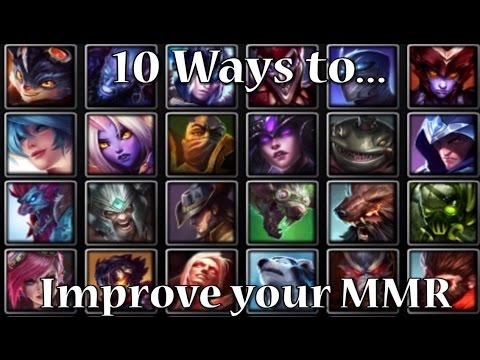10 ways to improve your mmr in league of legends youtube. Black Bedroom Furniture Sets. Home Design Ideas