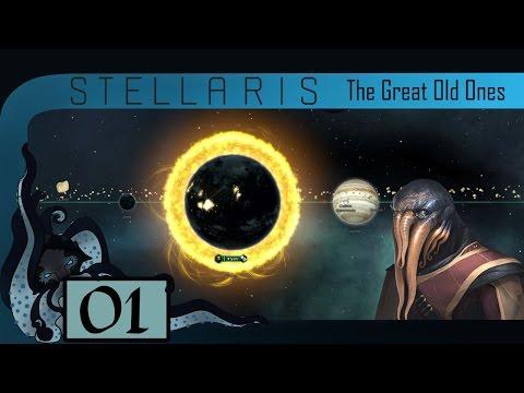 Cthulhu Has Awoken - Let's Play Stellaris: The Great Old Ones #01 - Stellaris Gameplay