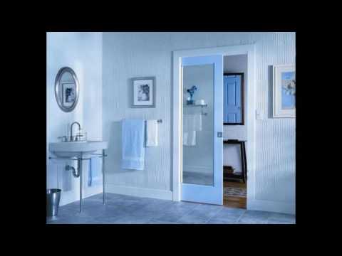 Bathroom door designs pictures