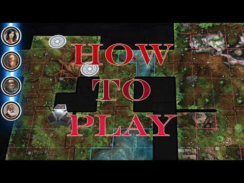 How to Play Imperial Assault: Legends of the Alliance
