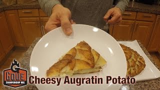 Potato Augratin Recipe - Cheesy, Decadent Augratin Potatoes - Gque - Jason Ganahl