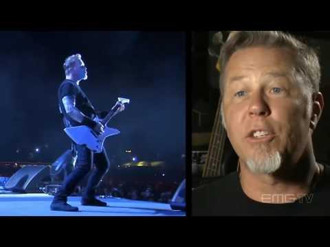 (RockStar's Music) Интервью на русском языке с вокалистом (группы Metallica) Джеймсом Хэтфилдом