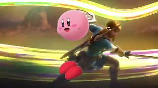 Kirby Fortnite Dance On Everyone Getting Destroyed Super Smash Ultimate Meme