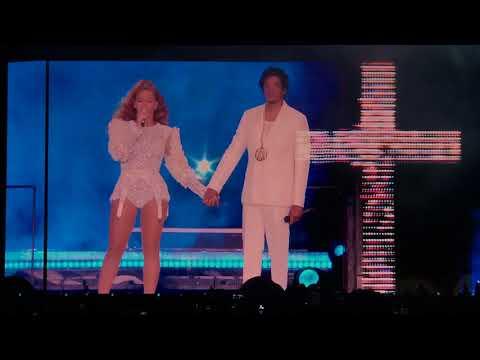 Beyoncé and Jay-Z - Holy Grail (Intro) On The Run 2 Atlanta, Georgia 8/26/2018