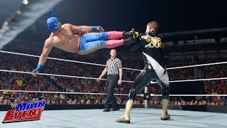 Los Matadores vs. Gold & Stardust: WWE Main Event, Sept. 2, 2014