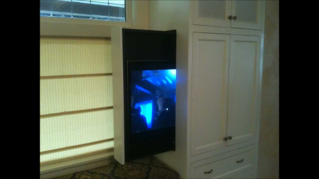 Magic Pull Out TV By Cello Technologies