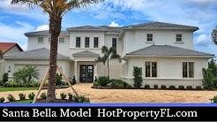 New Model Home Winter Garden, FL | Toll Brothers,  Santa Bella Model | In-Law Suite | Lakeshore