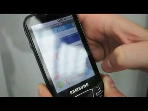 Preview Samsung I7500 Galaxy