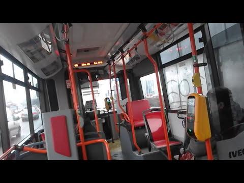 [MHD Brno] Jízda Autobusem Iveco Urbanway 12M CNG na lince 49