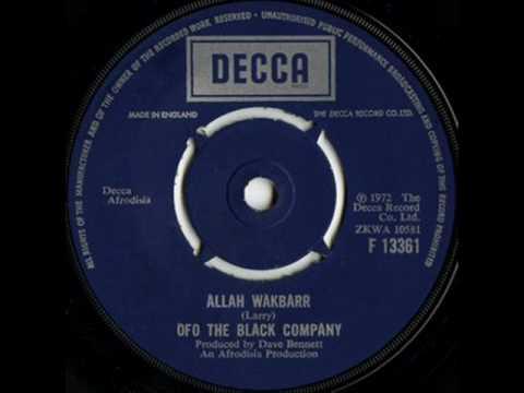 Ofo The Black Company - Allah Wakbarr 1972