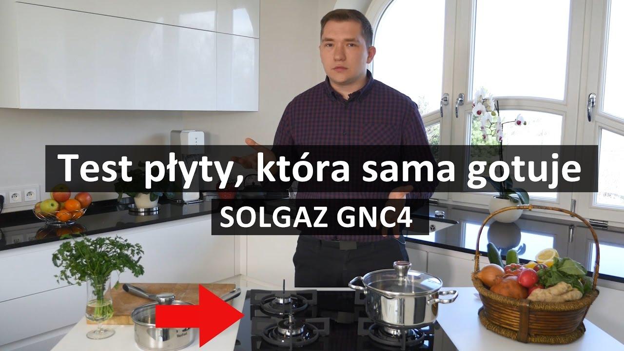 Solgaz Gnc Płyta Gazowa Która Sama Gotuje Pierwsze Opinie Redakcji Test
