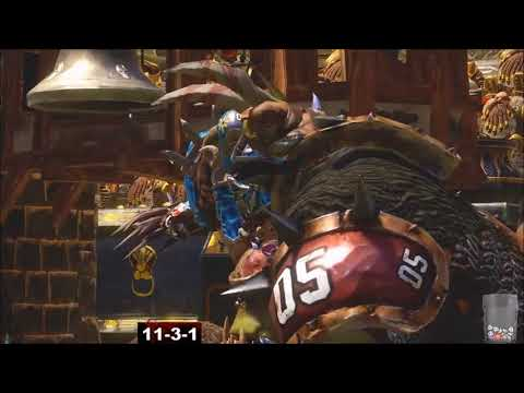 Blood Bowl 2 - BATTLE BEASTS! vs. Orcs - Match 16