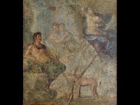 Colors of Ancient Rome: Pompeii and Herculaneum Art