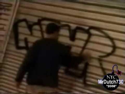 "Youtube Graffiti Bombing #17 ""BRONX GRAFFITI BOMBERS"""