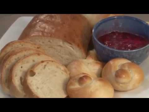 Chef Class - Patisserie Episode 1 French Bread
