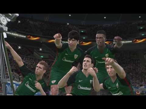 Directo de PES2017 en PS4 1080p HD - Comienza UEFA Europa League Athletic Bilbao Fase de grupos