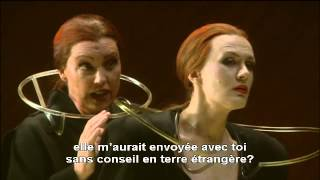 Tristan und Isolde (Jerusalem, Meier, Barenboim), french subs. ACT 1