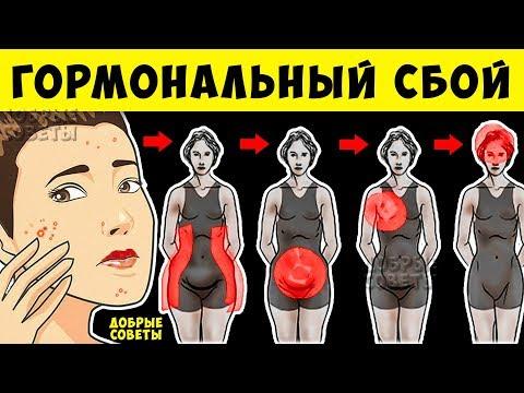 Гормональный сбой у женщин! Как определить и что делать