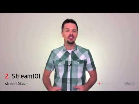 Broadcasting World Top 5 - Stream Hosts (June)