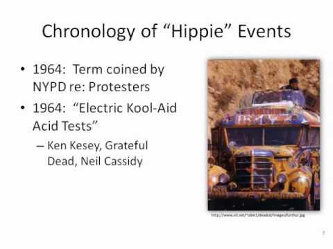 The 1960s Counterculture