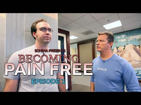 Taking the First Steps Toward Pain-Free Living