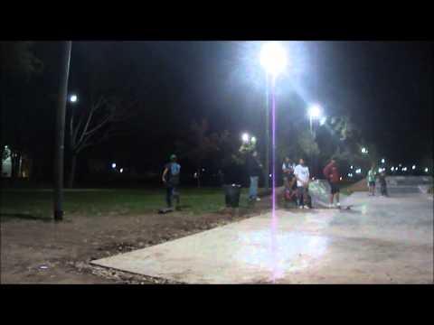Agustin Perez Zur Skate Fam 2012