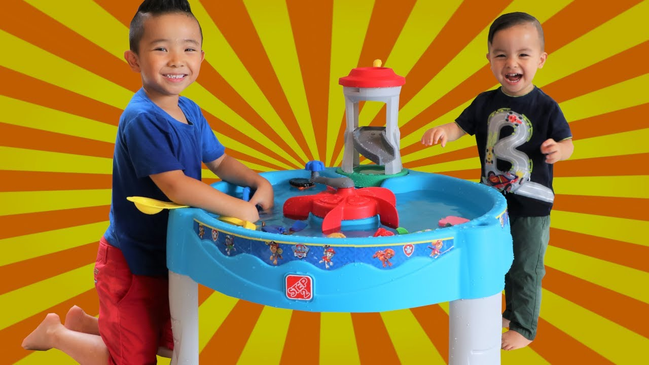 Funny Water Games with Calvin Kaison CKN