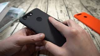 Nillkin Frosted Shield Slim Case For Oneplus 5T Unboxing and Review