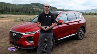 2019 Hyundai Santa Fe: First Drive — Cars.com