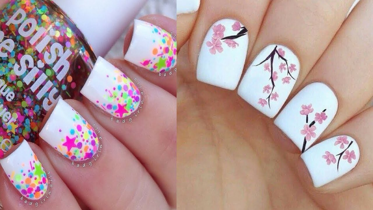 Most Unusual Nails Designs Compilation 2018 Best New Nail Art