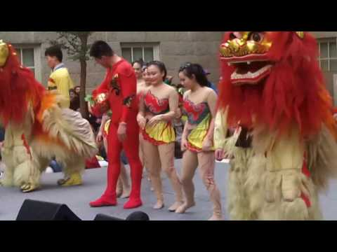 Beijing Acrobats - At The Chinese New Year Festival 2017 - Washington DC - 1/28/2017.