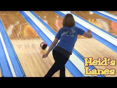 2018 Heid's Lanes Memorial Bowling Tournament New Years Doubles Event Compilation Cincinnati Ohio