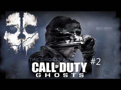 Call of Duty Ghosts #2 - Война и волки