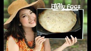 Super Fluffy Foamy Omelet / Three Egg Yolks French Omelette / Fluffy आमलेट ,