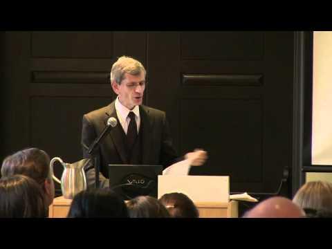 Leona Tyler Address 2012: Dr. Isaac Prilleltensky
