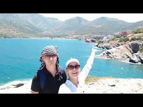 Крит - Греция 2019 P+R | Деревня Бали