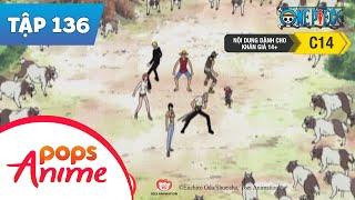 One Piece Tập 136 - Zenny Trên Hòn Đảo Dê - Tàu Hải Tặc Trên Núi - Hoạt Hình Tiếng Việt