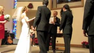 Funny Wedding Prank – Best man has misplaced something.