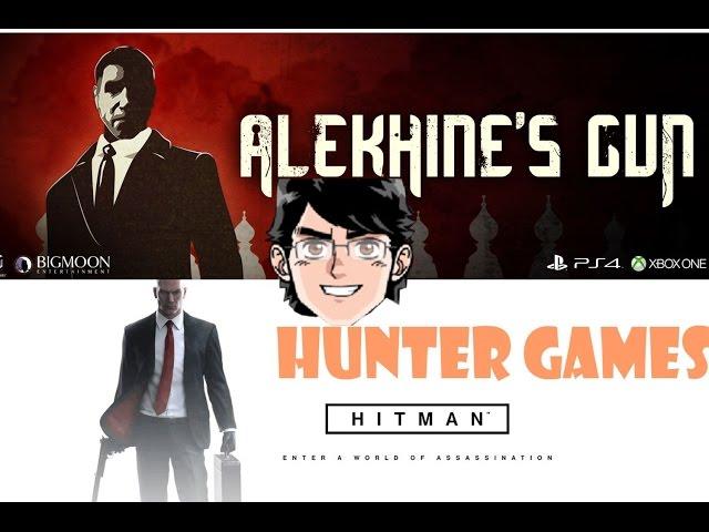 Trailer de Alekhina´s Gun e Hitman