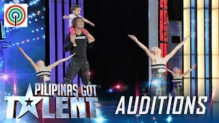 Pilipinas Got Talent Season 5 Auditions: The Simpson Tribe - Contemporary Jazz Performers