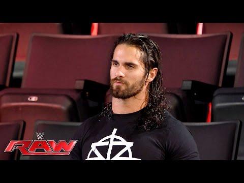 Seth Rollins blickt zurück auf die Zerstörung von The Shield: Raw, 18. Juli 2016