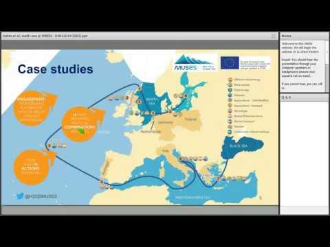 WREN Webinar #16: Multiple Uses for Offshore Space: Incorporating Wind Energy Development