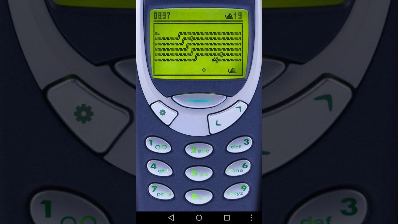 SNAKE II NOKIA 3310 emulator max score - YouTube