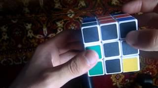 Как собрать кубик Рубика? Видеоурок №2