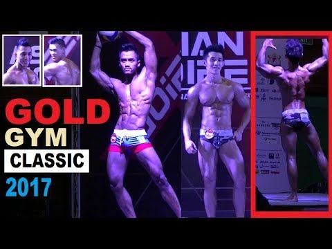 Gold Gym Classic 2017 JCC Jakarta