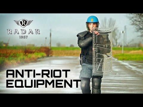 RADAR 1957 - Anti-Riot Equipment