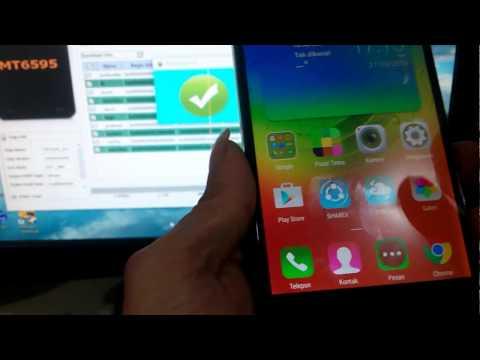 Flash Lenovo Vibe X2 AP via Flashtool