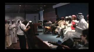 LULU PROJECT - Kamal Musallam Group w/ Sokoor Al Magabeel - rehearsa 2009
