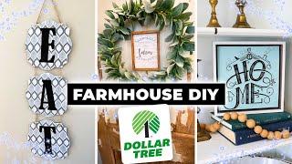 Dollar Tree DIY Farmhouse Deco…